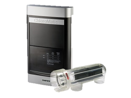 Davey Chloromatic chlorinator