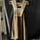 Thumbnail: Bronze Planchette Dress - Size 12