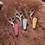 Thumbnail: Custom Crafter's Leash - Embroidery Snips + Tweezers