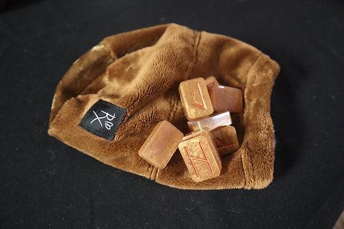 Golden Runes + Reversible Bag