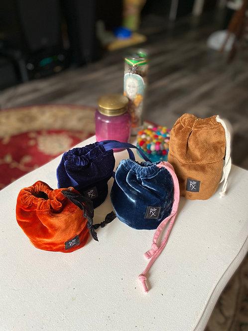 Drawstring/Dice Bags