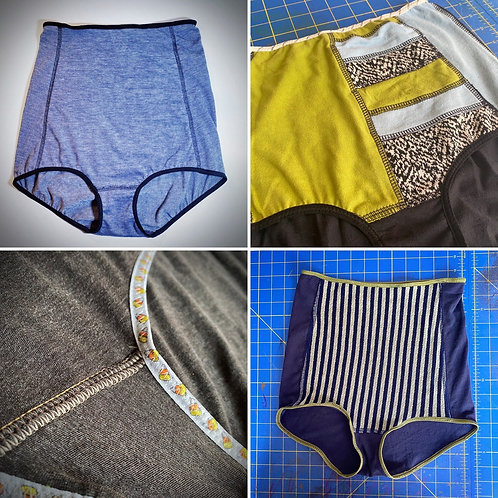 High Waisted Panty 5-Pack