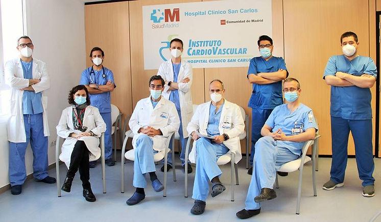 cardiologos-clinico-san-carlos-estudo-ex