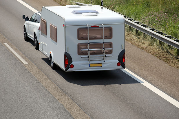 caravan towing service in the uk and europe