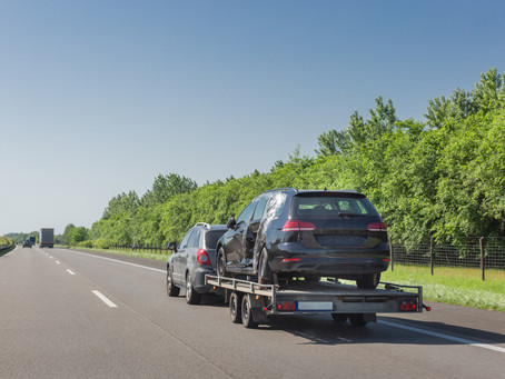 Car Trailer Delivery In The UK