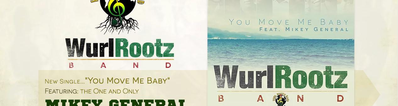 WurlRootz Band-Website
