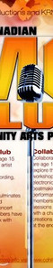 MC CLUB Promo Flyer