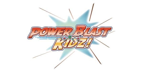 POWER BLAST KIDS Logo