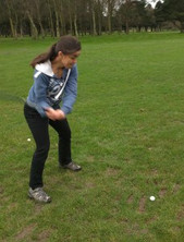 Golf lessons: adventures in biomechanics
