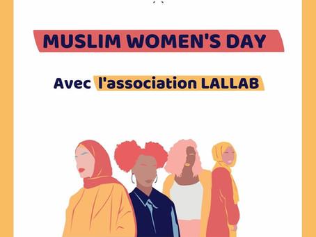 Le Muslim Women's Day avec l'association féministe et antiraciste Lallab