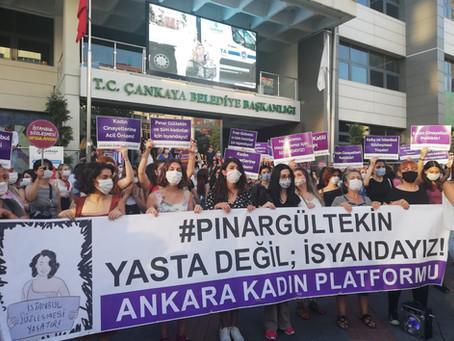 Féminicides en Turquie - Comment les aider ?