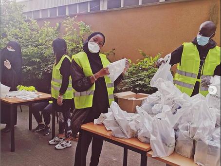 Donner des cours de français aux personnes réfugiées - L'association Tadamun 🖋