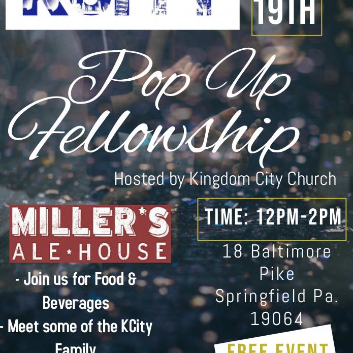 Pop Up Fellowship