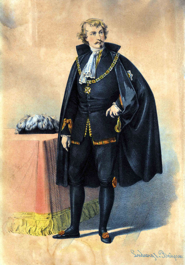 König Ludwig I.