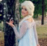 elsa snow queen let it go princess party character los angeles