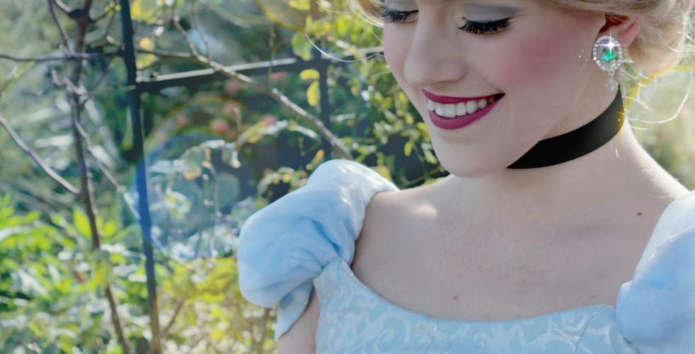 Cinderella Princess party character los angeles