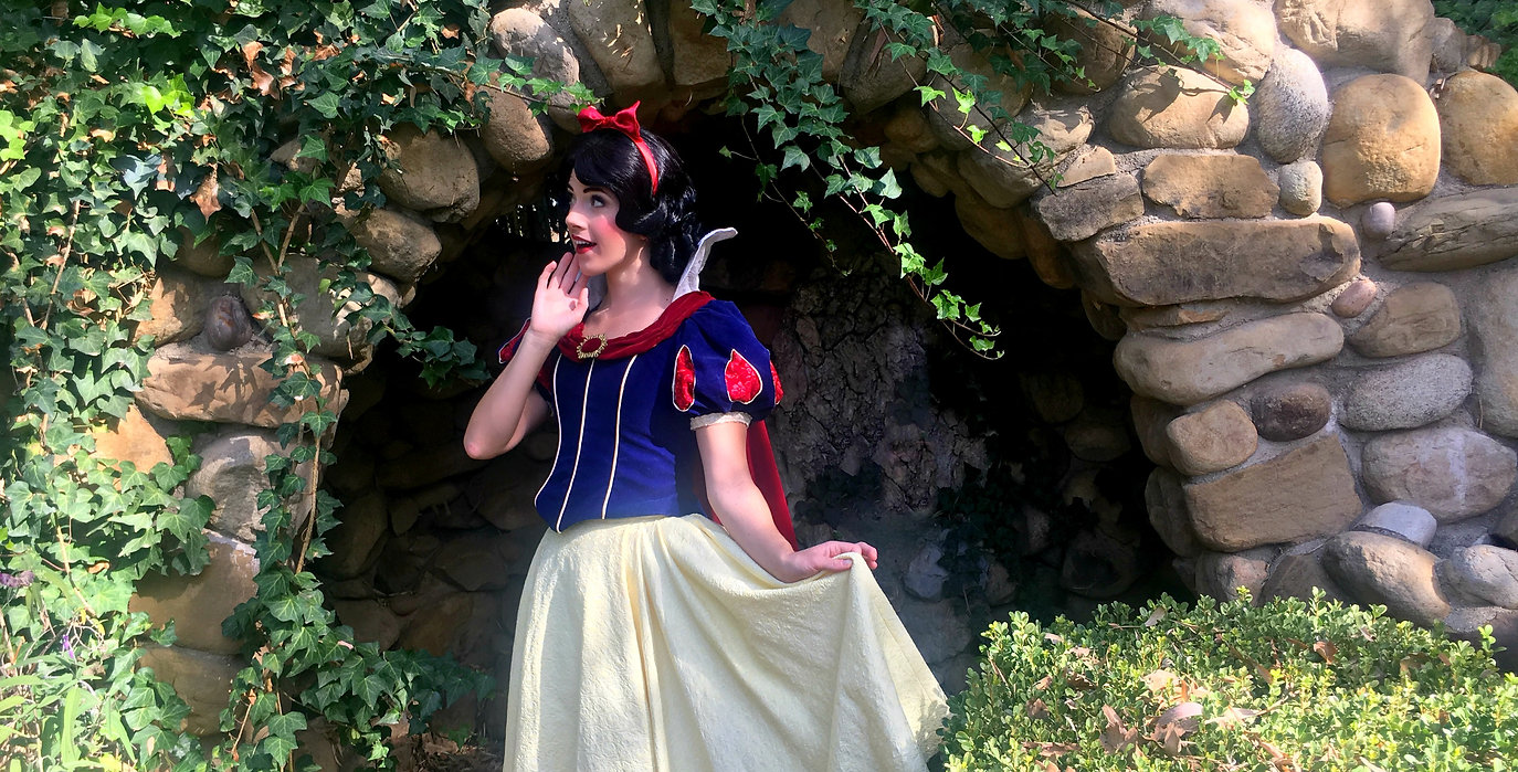 snow white princess los angeles ventura county