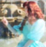 ariel mermaid party character los angeles best