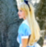 alice in wonderland party character los angeles unbirthday mad hatter best