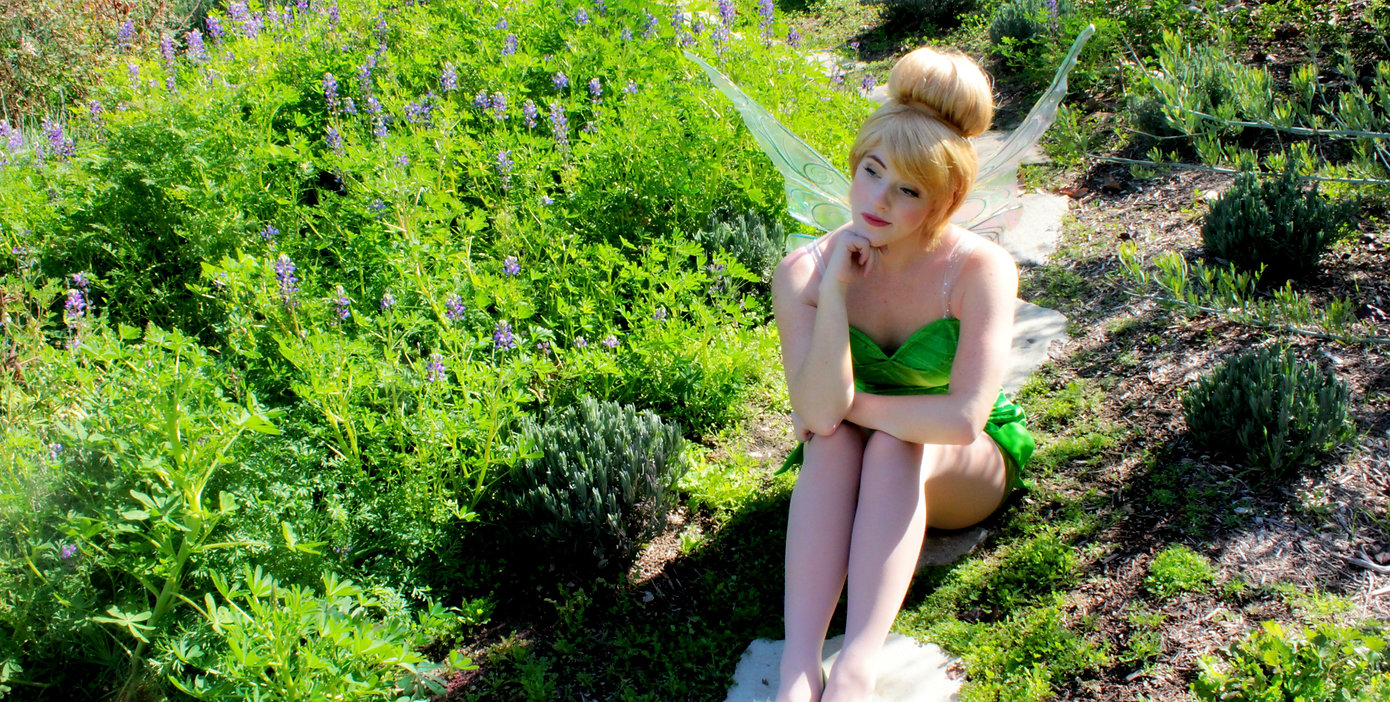 Tinkerbell fairy party princess los angeles ventura county