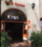 Kyle's Kitchen's 2nd location on Chapala in Santa Barbara