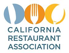 California Restaurant Association Logo - Award Received.
