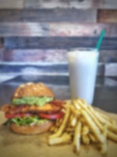 805 Dinnr Deal: Sandwich, Fries & Drink
