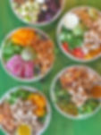 Silvergreens Salad Bowls