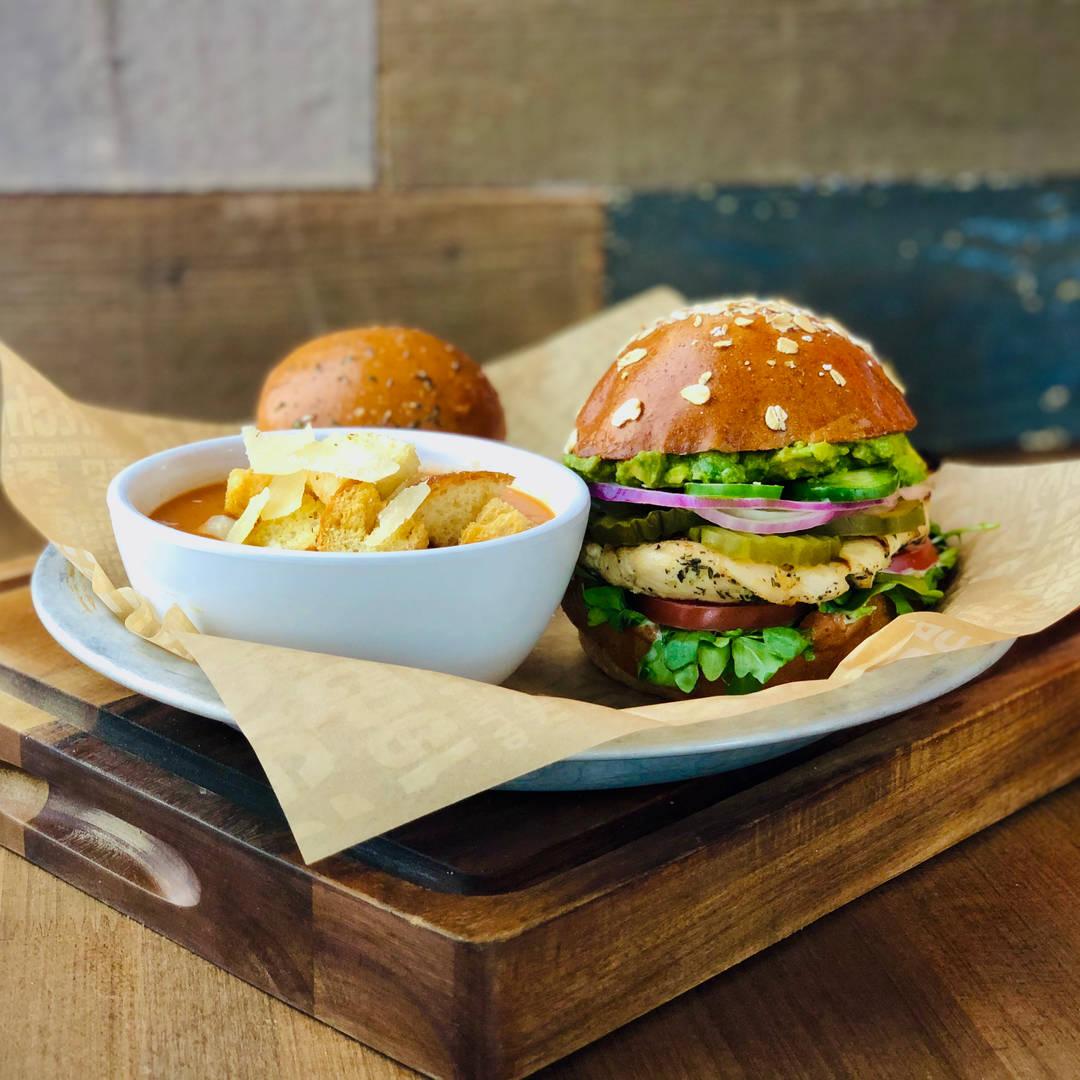 Burger & Soup Pair-It