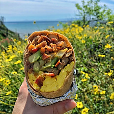 King Breakfast Burrito