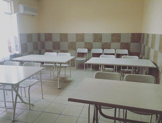 市民講座の教室風景。