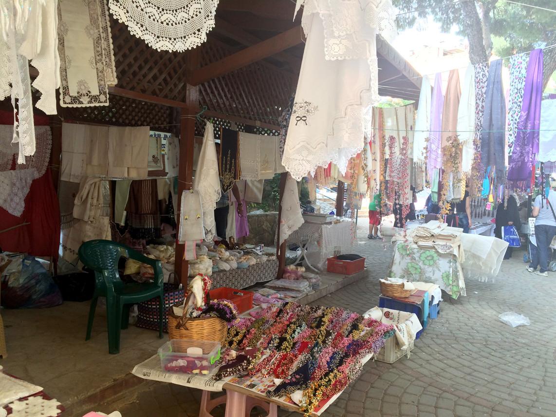 Ödemiş oya pazarı
