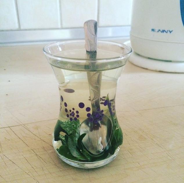 アダチャイada çayı。