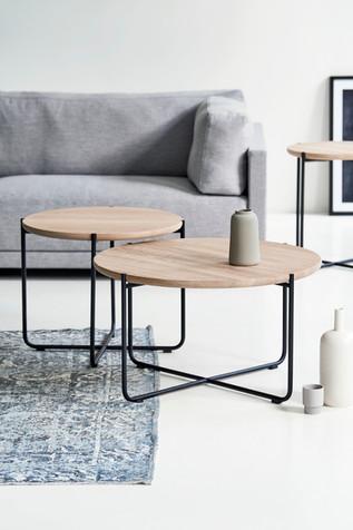 KONNO COFFEE & SIDE TABLE_round_Ø45+