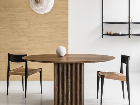 Plus qu'une table, une sculpture extensible