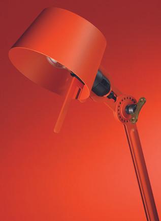 BOLT - Lampe de Bureau Orange