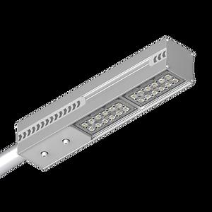 Уличный светодиодный светильник luxbox-c, IP66, консольный для освещения дорог