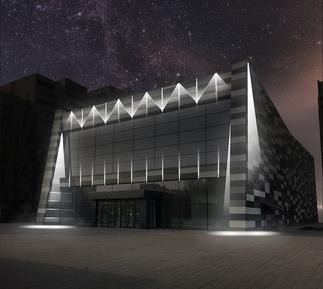 Кинотеатр, Москва
