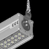 Подвесное поворотное крепление на трос для светодиодных светильников luxbox-u