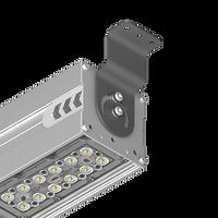 Поворотное крепление на стену или потолок для светодиодных светильников
