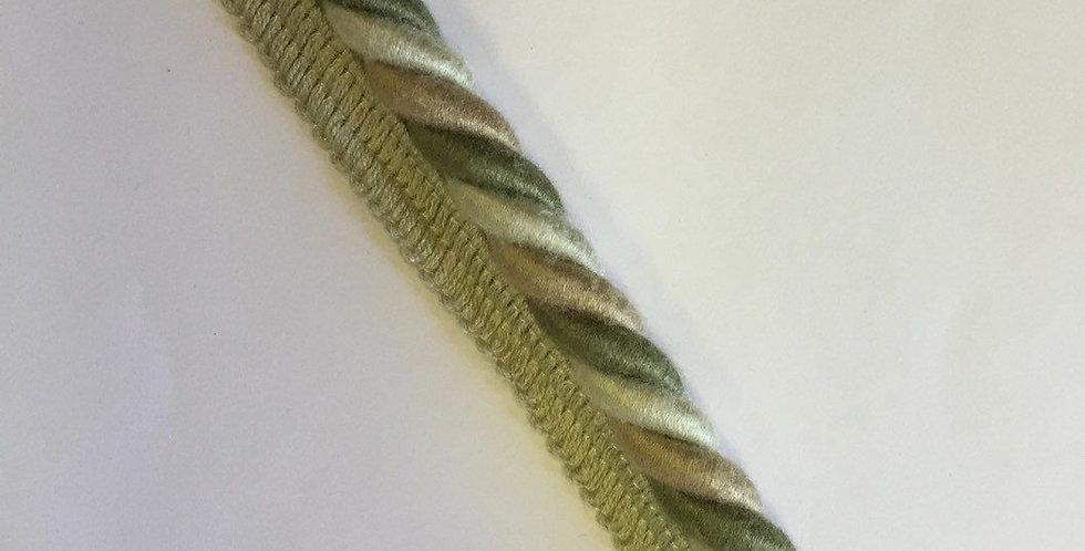Shades of Green Lip Cord