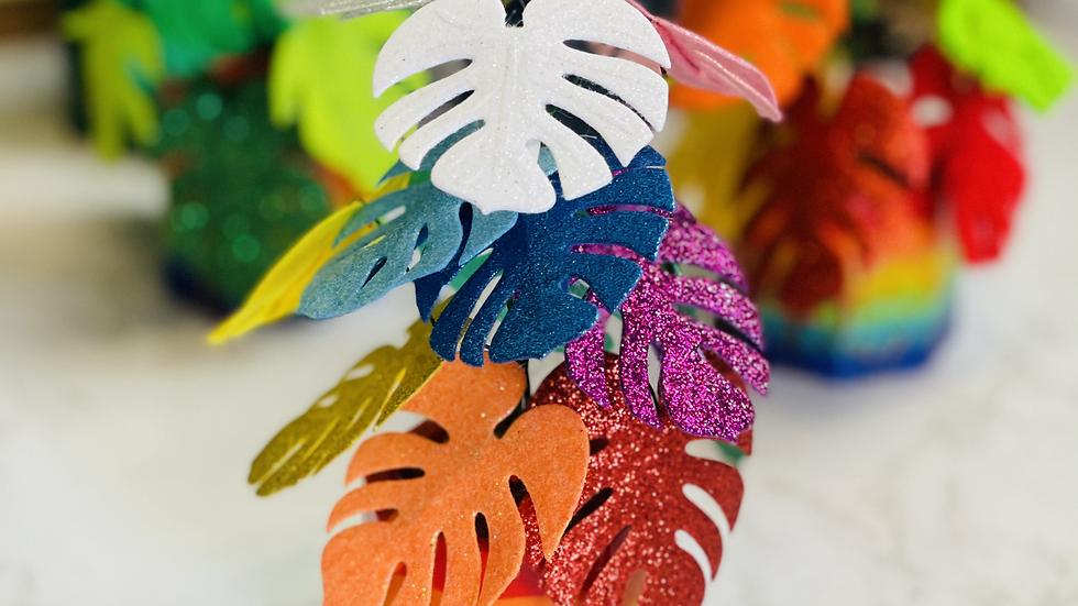 Mini Rainbow Monstera