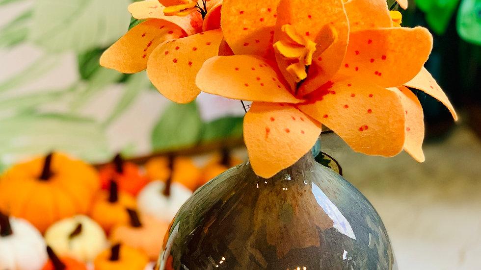 Peach Autumn Lily