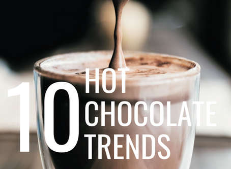 10 Hot Chocolate Trends