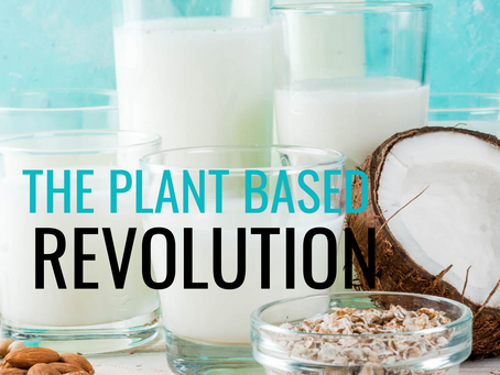 The Plant-Based Revolution