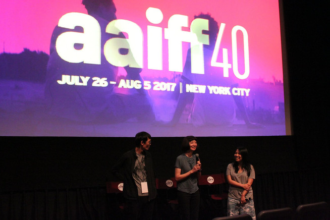 【 A Foley Artist 擬音】is selected by 40th American Asian International Film Festival