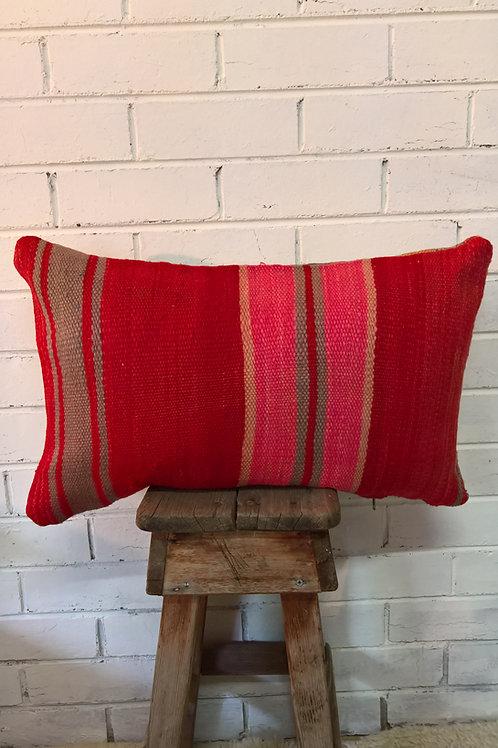 Vintage Wool Cushion