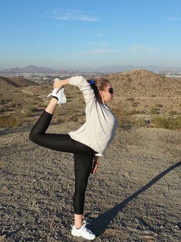 Dancer Pose - 2012