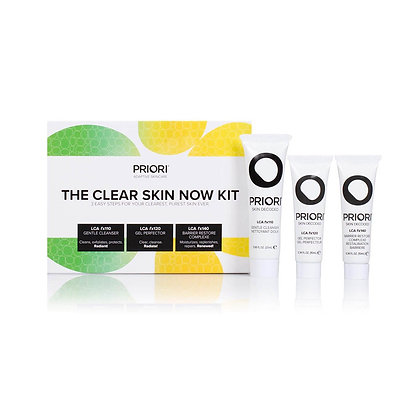 Priori - The Clear Skin Now  Kit