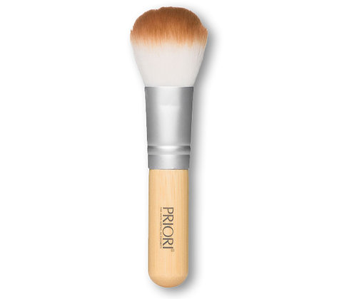 Powder Brush - Wooden Handle
